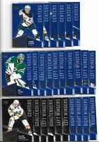 2018 Upper Deck Series 1 Shooting Stars BLUE & BLACK U Pick Free Comb S/H