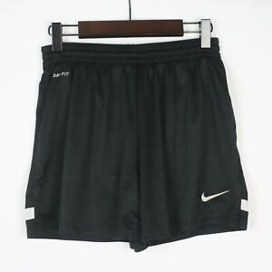 NIKE Dri-Fit Girls Hertha Soccer Lined Shorts MEDIUM 10/12