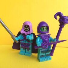 2Lots Masters of the Universe Skeletor He-Man Mini Figure