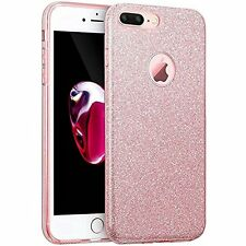 IPhone 7 Plus Case, IPhone 7 Plus Back Cover Sparkle Shinning Protective Bumper