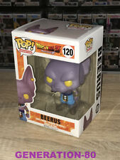 FUNKO POP BEERUS 120 DRAGON BALL Z RESSURRECTION F SUPER