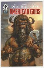 Neil Gaiman American Gods Preview Ashcan Nm Dark Horse Rare Htf P Craig Russell