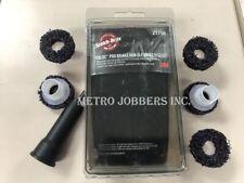 3m 21758 Scotch Brite Roloc Brake Hub Cleaning Disc Kit Replaces 7547 07547
