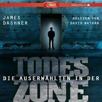 DAVID NATHAN - J.DASHNER: DIE AUSERWÄHLTEN-IN DER TODESZONE 2 CD-ROM NEU