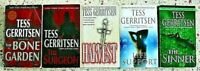 5 TESS GERRITSEN MYSTERY BOOKS NO DOUBLES FREE SHIPPING