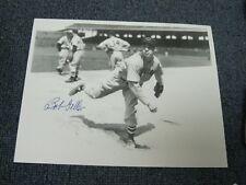 Bob Feller Autographed Photo