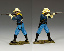 King & Country 10th Cavalry Trooper Turning Shooting TRW122 Buffalo Soldiers
