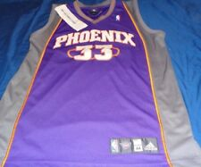 Phoenix Suns Grant Hill #33 NBA Adidas Basketball Jersey 44 Large Authentic Mens