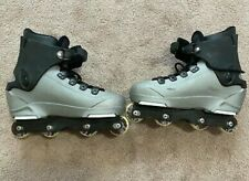 New listing Salomon St Agressive Inline States Us 12/13 Euro 30 Ufs pro new shock absorbers