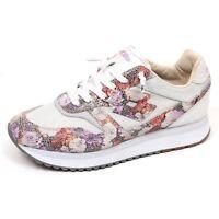 E9316 sneaker donna grey LOTTO LEGGENDA scarpe SLICE FLOWERS shoe woman