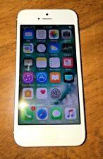 Apple iPhone 5 MD639LL/A 16GB White, AT&T MINT L@@K