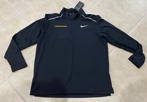 Washington Football Team Nike 2020 On Field Dri Fit 1/4 Zip Jacket Mens XL