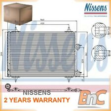 AIR CONDITIONING CONDENSER PEUGEOT NISSENS OEM 6455.AA 94570