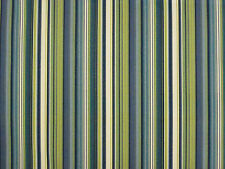 "SCION CURTAIN FABRIC DESIGN ""Strata"" 2 METRES Peacock, Lime, Emerald & Indigo"