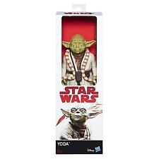 HABRO GUERRE STELLARI L'IMPERO COLPISCE ANCORA Yoda 12 pollici (30cm) Figura