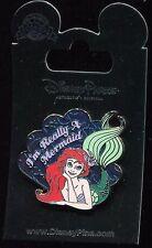 I'm Really A Mermaid The Little Mermaid Ariel Disney Pin 117975