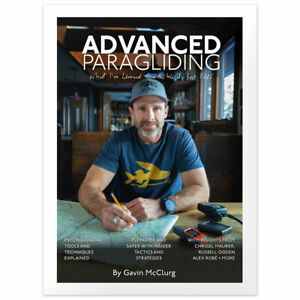 Advanced Paragliding Book: An international collection of information! McClurg