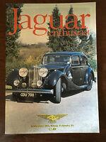JAGUAR ENTHUSIAST Volume 11 number 11 - November 1995