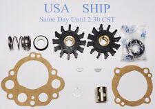 Minor Repair Kit 10244 For Sherwood Sea Water Pump M10095G N10360GX Chris Craft