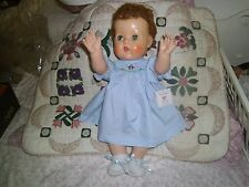 """NO DOLL SALE  18"""" TINY TEARS TOODLES CHRISTMAS BEAUTIFULLY MADE  BUY1 GET 1 1/2"""
