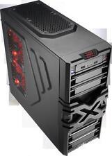 AeroCool StrikeX-One Mid Tower Gaming Case STRIKEX-ONE Gaming PC Case NEW