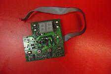 Hoover Asciugatrice Inizio Bottoni Relé Pcb 91201247