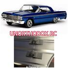 Door Hinges For Redcat Sixtyfour Jevries Rc Lowrider 64 Impala Sixty Four