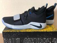 Nike PG 2.5 Photo Blue BQ8452-006 Paul George Black Mens Basketball Shoes NIB