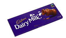 GIANT CADBURY DAIRY MILK CHOCOLATE BAR - BIGGEST BAR 850g - NEW