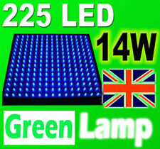 10 x 225 LED 14 W Grow PANEL BLU sia coltura idroponica LUCE scheda