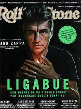 ROLLING STONE ITALIA=N°122 12/2013=LIGABUE=VALENTINO ROSSI=FRANK ZAPPA=LOU REED