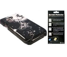Screen Protector + EP Butterfly Case for Samsung Galaxy S Showcase SCH-i500