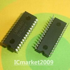 10 PCS LM8560 DIP-28 LM8560N Digital Alarm Clock