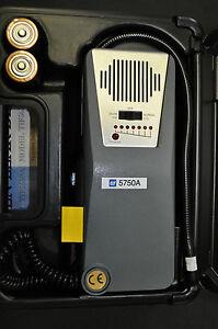 TIF 5750A halogen refrigeran leak detector