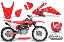 Honda CRF150/230F  Graphic Kit AMR Racing Decal Sticker Part CRF 150 08-13 RLR