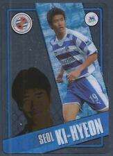 TOPPS I-CARD SERIES 2006-07 #073-READING & SOUTH KOREA-SEOL KI-HYEON