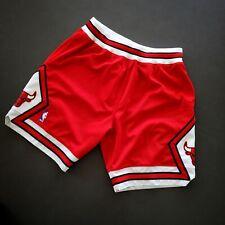 100% Authentic Bulls Mitchell Ness 87 88 Shorts Mens L 44 Mens michael jordan