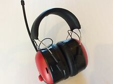 "BULLANT SAFETY EARMUFFS AM FM STEREO TUNER ""FAST FREE"" SHIPPING AUSTRALIA WIDE"