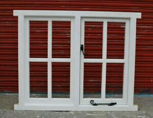 Traditional Timber Cottage Style Casement Window! Made To Measure! Bespoke!