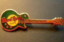 HRC hard rock cafe hollywood Green les paul Guitar 3lc