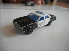 Majorette Chevrolet Impala Highway patrol in Black/White