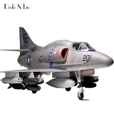 3D American Douglas A-4 Skyhawk Fighter Plane 1:32 DIY Aircraft Paper Model Kit