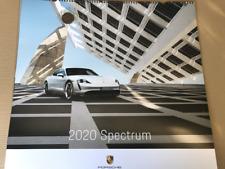 2020 Porsche Calendar