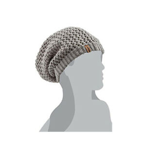 Arctic Cat Womens Slouchy Beanie Comfy Breathable Acrylic Knit Warm Winter Hat