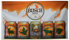 Busch Hunting Beer flag Busch Light Sunset Hikers 3X5FT Banner US Shipper