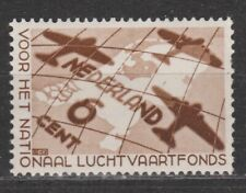 NVPH Nederland Netherlands 278 MLH 1935 vliegtuig aircraft avion aeroplano