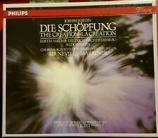 Haydn: The Creation / Marriner, Mathis, ASMF by Edith Mathis (CD, 2 Discs, Phil…