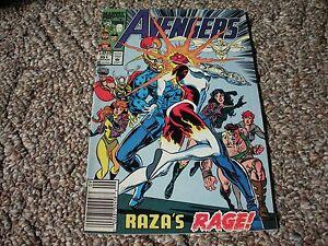 Avengers #351 (1963 1st Series) Marvel Comics VF+