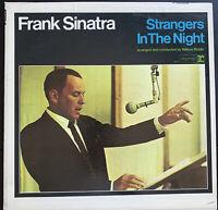 Frank Sinatra Strangers in the Night LP 1966 MONO NEAR MINTCONDITION! NM