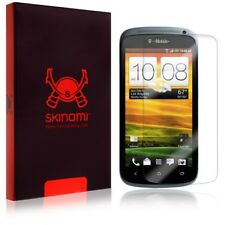 Skinomi Ultra Clear Transparent Screen Protector Film Cover Shield for HTC One S